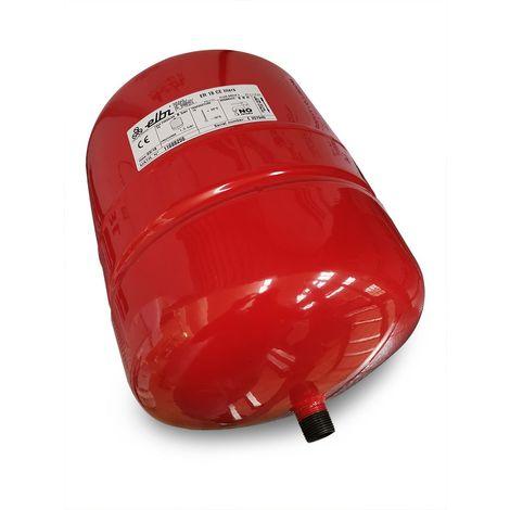 Vase d'expansion à membrane fixe de 80 litres pour le chauffage ou la climatisation