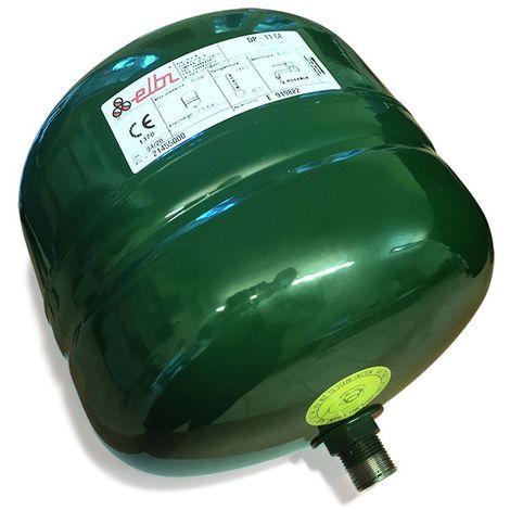 Vase d'expansion à membrane fixe multifonctionnel avec gaine de protection pour l'eau chaude sanitaire ou le chauffage