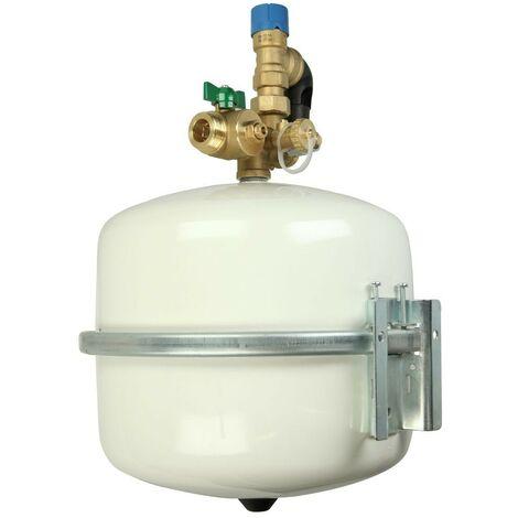 Vase d'expansion ECS Securfix NG4807 12 L, G 3/4, 8 bars