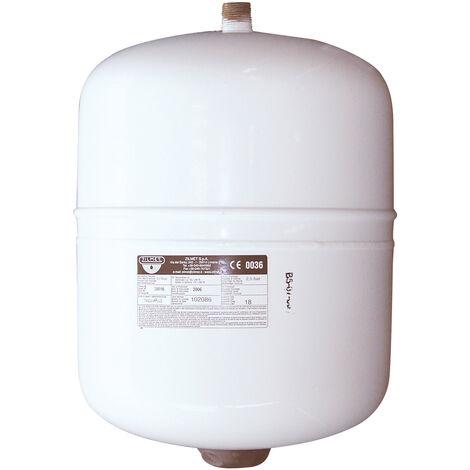 Vase d'expansion fermé chauffage SOLAIRE Zilmet à suspendre - 18L