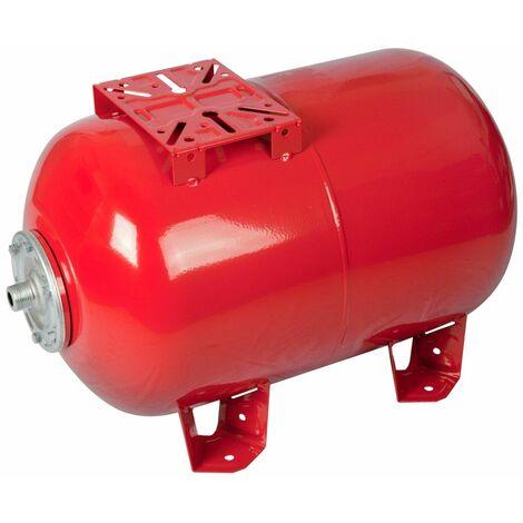 Vase d'expansion Maxivarem LS 60 L p. stations d'eau domestique horizontal
