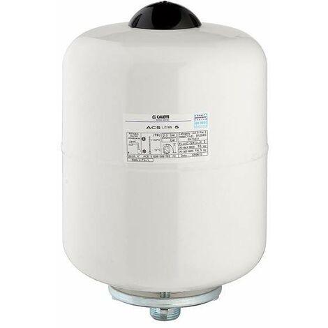 Vase d'expansion pour les installations sanitaires caleffi 5557