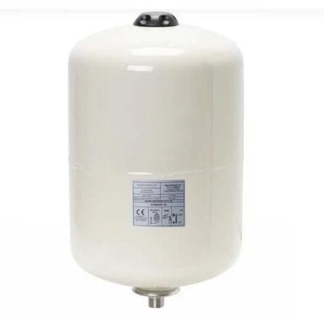 Vase d'expansion sanitaire 8L, vessie 10 bars