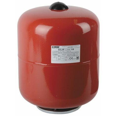 Vase d'expansion SOLAR 18l - CIMM : 400018