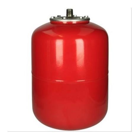 Vase d'expansion Solarvarem à membrane changeable 25L Diam290mm H=500mm G3/4