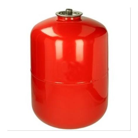 Vase d'expansion Solarvarem à membrane fixe 25L Diam290mm H=500mm