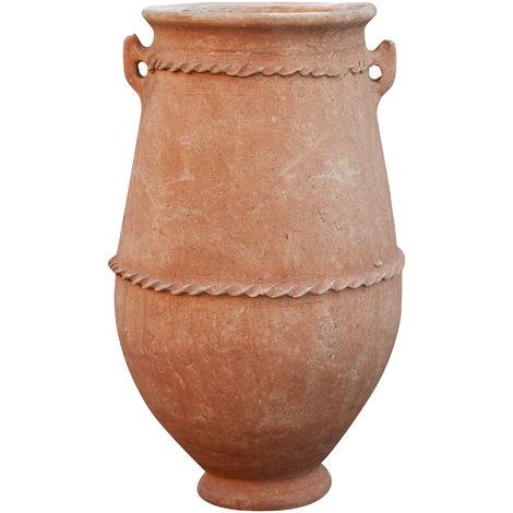 """main image of """"Vase en terre cuite du désert du Sahara"""""""