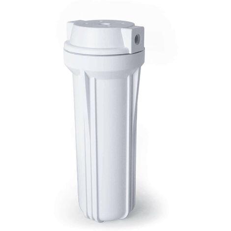 "Vaso 10"" Blanco Rosca 1/4"