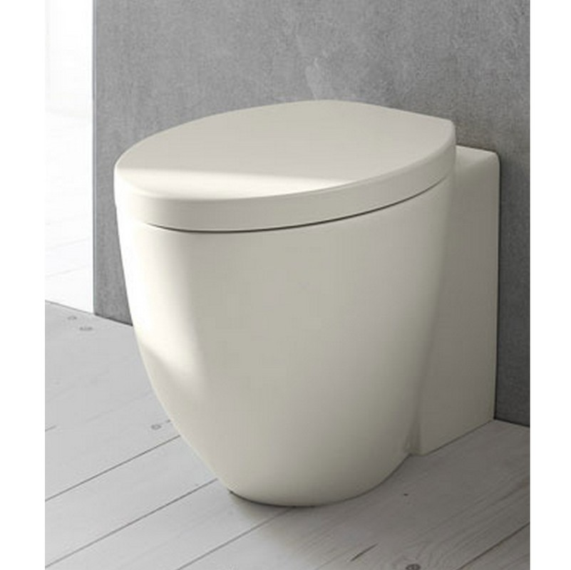 Vaso A Pavimento Bianco Lgva Le Giare Cielo Ceramica