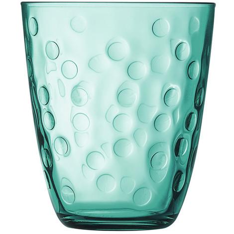 Vaso Bajo Pepite Verde Set 6 31 CL - LUMINARC - 9306278