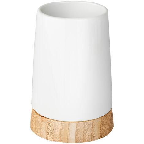 Vaso de dientes Bamboo WENKO