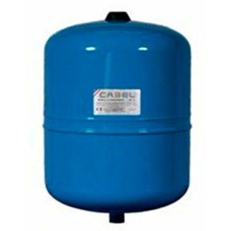Vaso de expansión hidroneumático para A.C.S y solar de 8 litros de Cabel