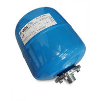 Vaso di espansione a membrana intercambiabile per acqua sanitaria
