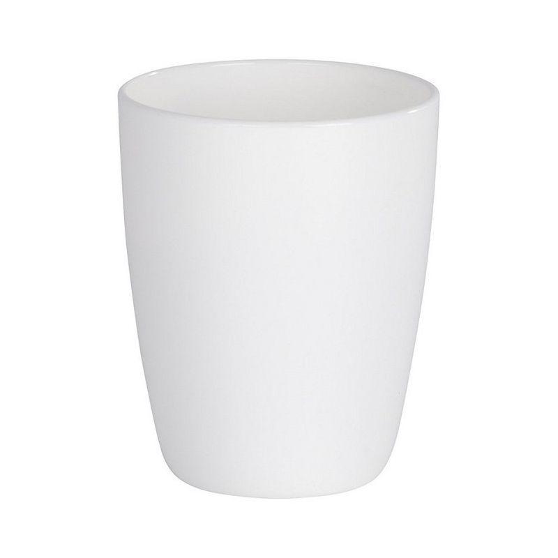 21956 - Vaso higiene dental Cocktail blanco - Wenko