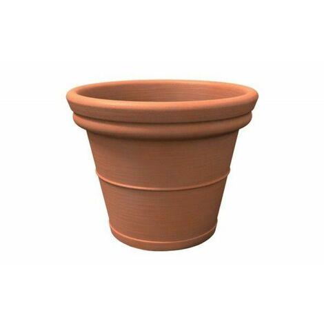 Vaso per piante tondo > Prugna > 50 cm