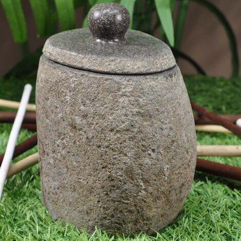 Vaso de piedra