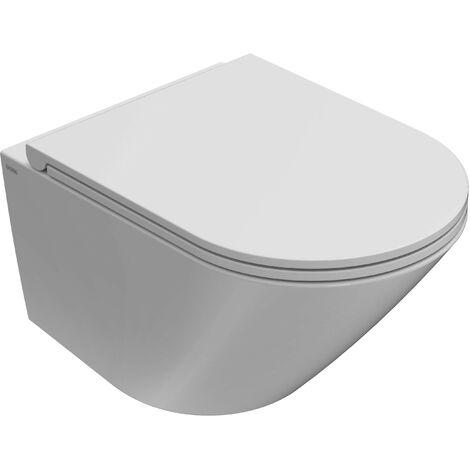 Vaso sospeso - forty3 - 52 x 36 cm - cod FOS03 - Ceramica Globo | Bianco Lucido - Globo BI