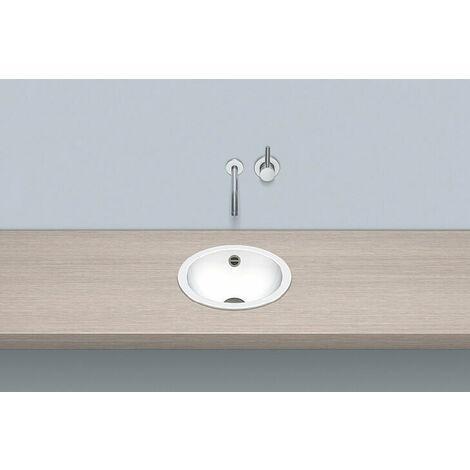 Vasque à encastrer Alape EB.K325, ronde Ø 32,5cm, 2000200000, blanche - 2000200000