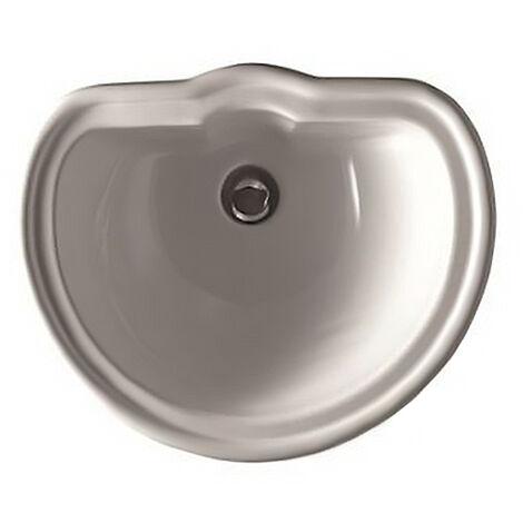 Vasque à encastrer Chambord 50x41cm - Ondyna WCH1031