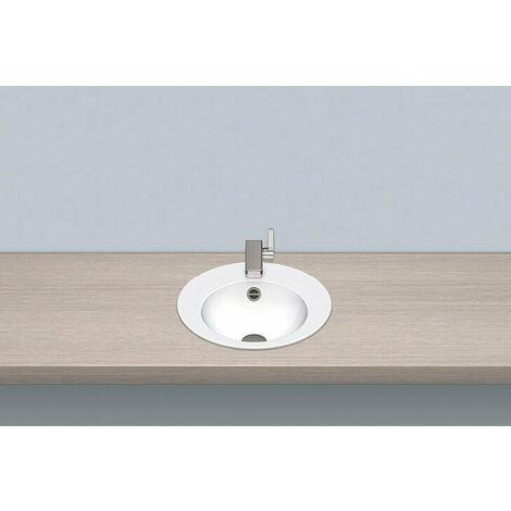 Vasque à encastrer en forme d'alape EB.K400H, ronde Ø 40,0cm, 2003200000, blanche - 2003200000