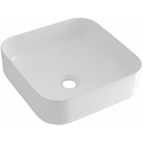 Vasque à Poser Carrée Milton – 40 x 40cm