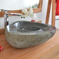 Vasque travertin à prix mini