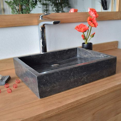 Vasque Coreal en marbre