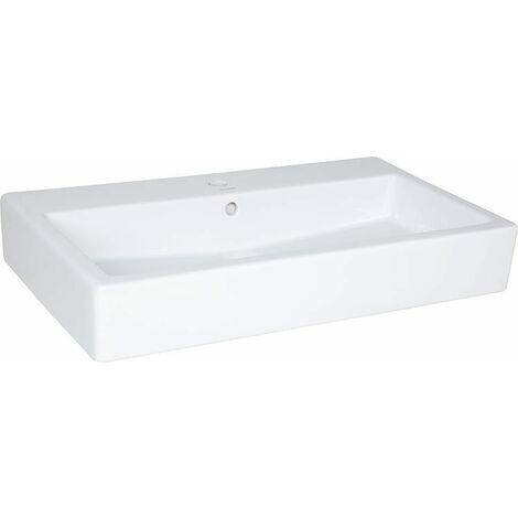 Vasque Duravit Vero, Blanc Avec Trop Plein,800x470x175mm