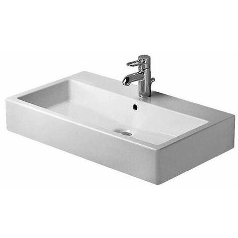 Vasque Duravit Vero, blanc avec trop-plein,800x470x175mm