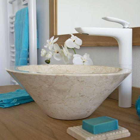 Vasque Koni en marbre