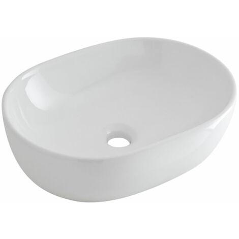 Vasque ovale 48 x 35cm Otterton