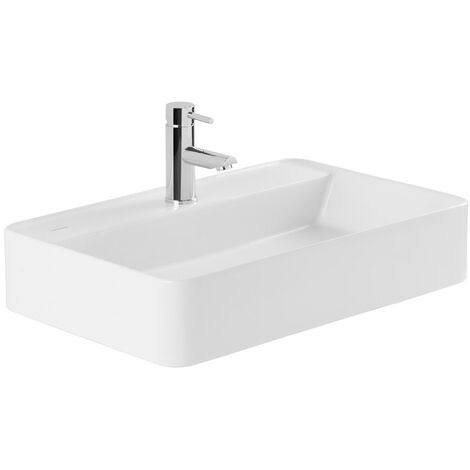 Vasque rectangulaire New Anco - Anconetti - 60x40cm - Blanc