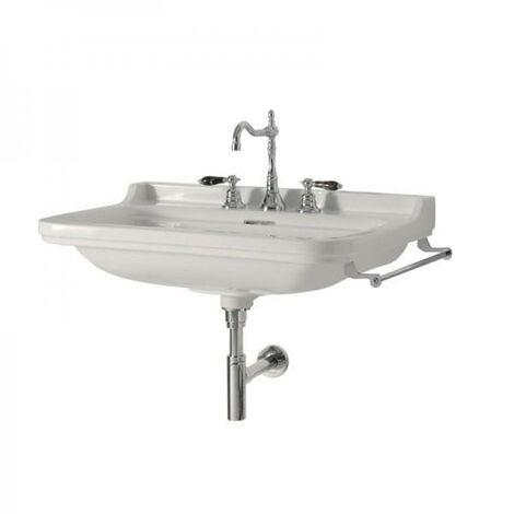 Vasque Rétro céramique WALDORF à suspendre - Plusieurs dimensions