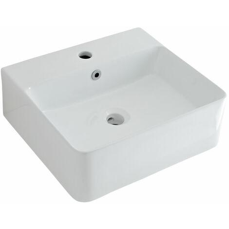 Vasque suspendue 46 x 42cm Exton