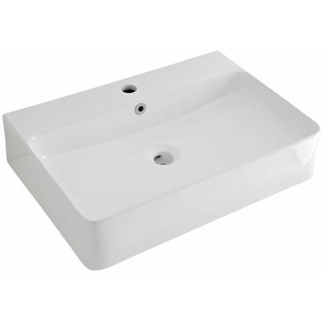 Vasque suspendue 60 x 42cm Exton