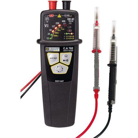 Testeur de tension CA 762 avec IP2X W255501