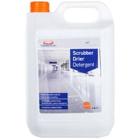 Vax Commercial Professional Scrubber Drier Detergent Cleaning Liquid - 5 Litre