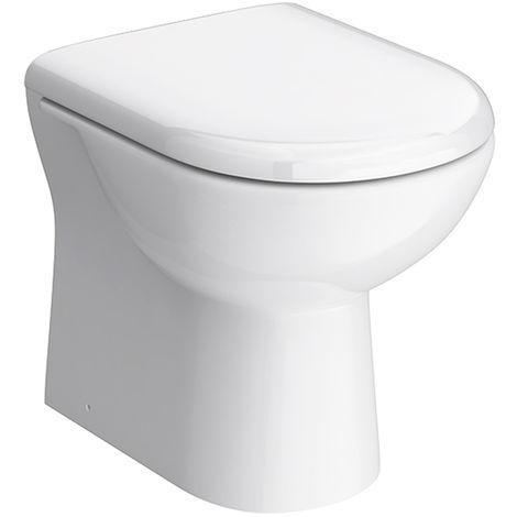 VeeBath Back to Wall Toilets