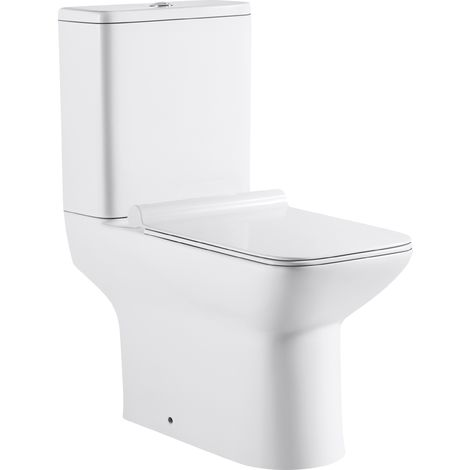 VeeBath Close Coupled Toilets