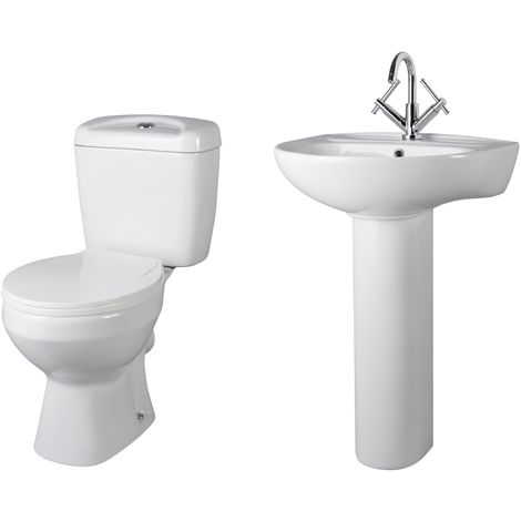 VeeBath Close Coupled Toilets
