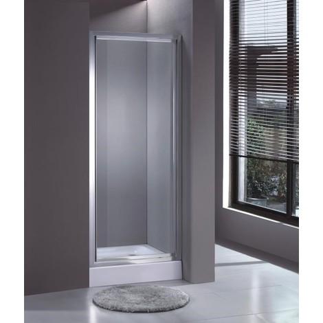 VeeBath Fenwick Pivot Shower Door Enclosure