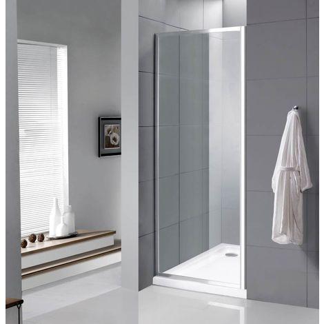 VeeBath Fenwick Side Panel Shower Door Enclosure