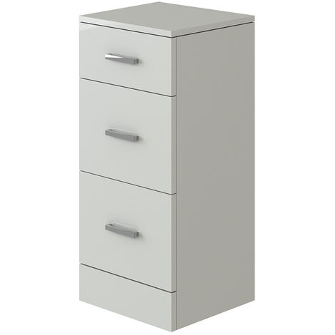 VeeBath Linx Classic Drawer Cabinet Bathroom Furniture