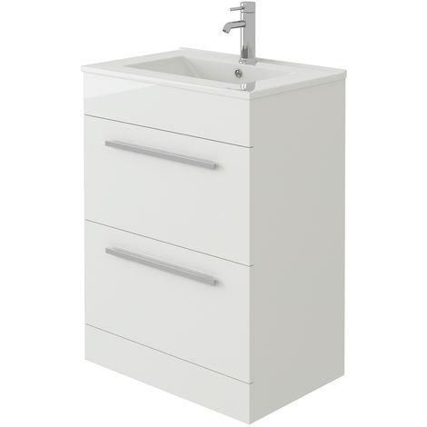 """main image of """"VeeBath Minimalist Sphinx/Sobek Bathroom Furniture"""""""