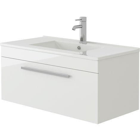 VeeBath Wall Hung Sphinx/Sobek Bathroom Furniture