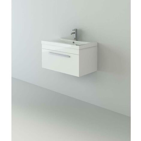 VeeBath Wall Hung Sphinx/Sobek Bathroom Furniture