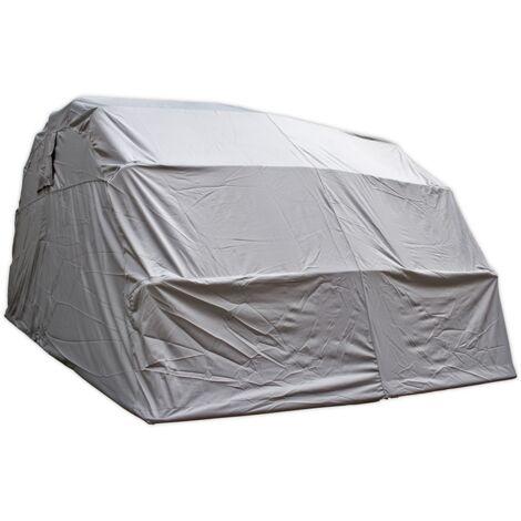 Vehicle Storage Shelter 2.7 x 5.5 x 2m