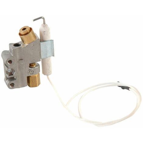 Veilleuse 848/4 gaz propane , FRISQUET , Ref. F3AA40236