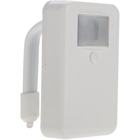Lumière MultiCouleure LED Eclairage pour Siège de Toilette Sanitaire