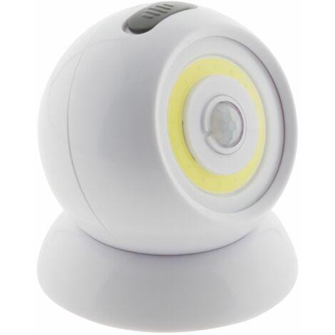 Veilleuse LED 2W avec détecteur de passage - Elexity